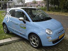 ahorrar combustible, gasolina con downsizing Fiat 500 TwinAir