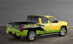 Lista coches bioetanol e85 flexfuel ahorro combustible