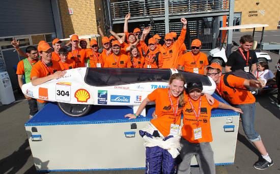 Shell Eco-marathon Europa ganadores