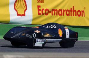 coche Shell Eco-marathon