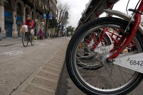 carril bici bicicleta