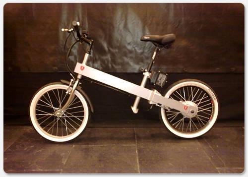 Bicicleta electrica LGM