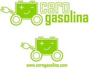 Cero gasolina logo