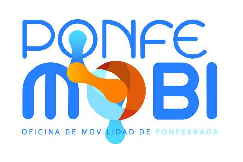 Ponferrada movilidad logo
