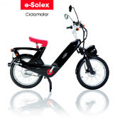 bicicleta electrica esolex