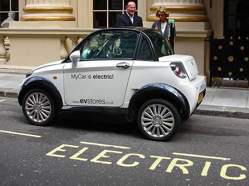 coche electrico vehiculo electrico