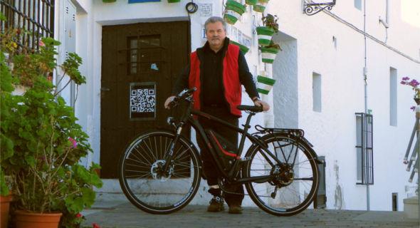 Mojácar bicicleta eléctrica