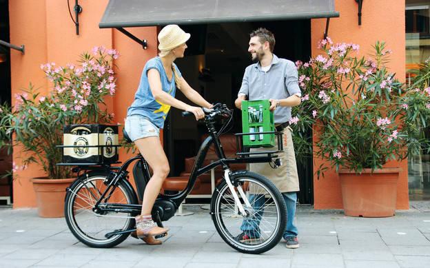 Test & Smile cargo pedelecs (bicicletas eléctricas cargo)
