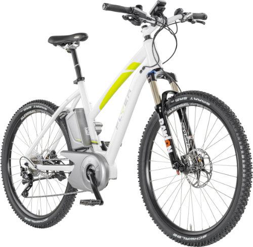 Bicicleta eléctrica Flyer RS SLX SE 27.5